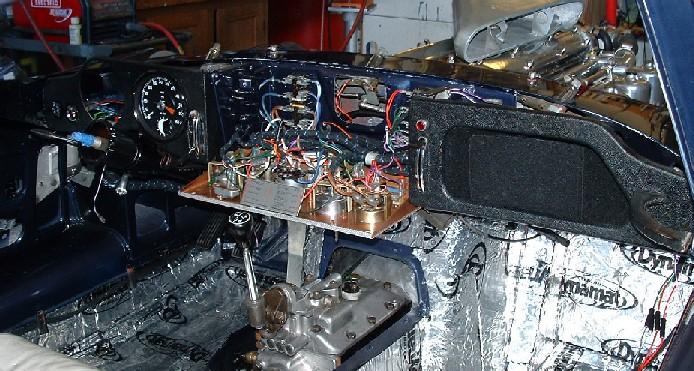 63 Jaguar Xke Restoration