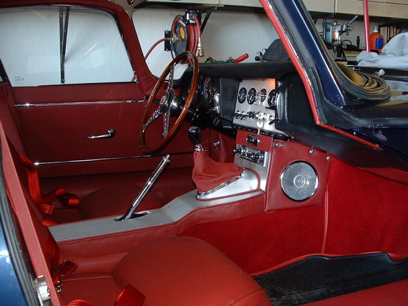 Early Bronco Interior Quarter Panels Beequewl S Build Ford